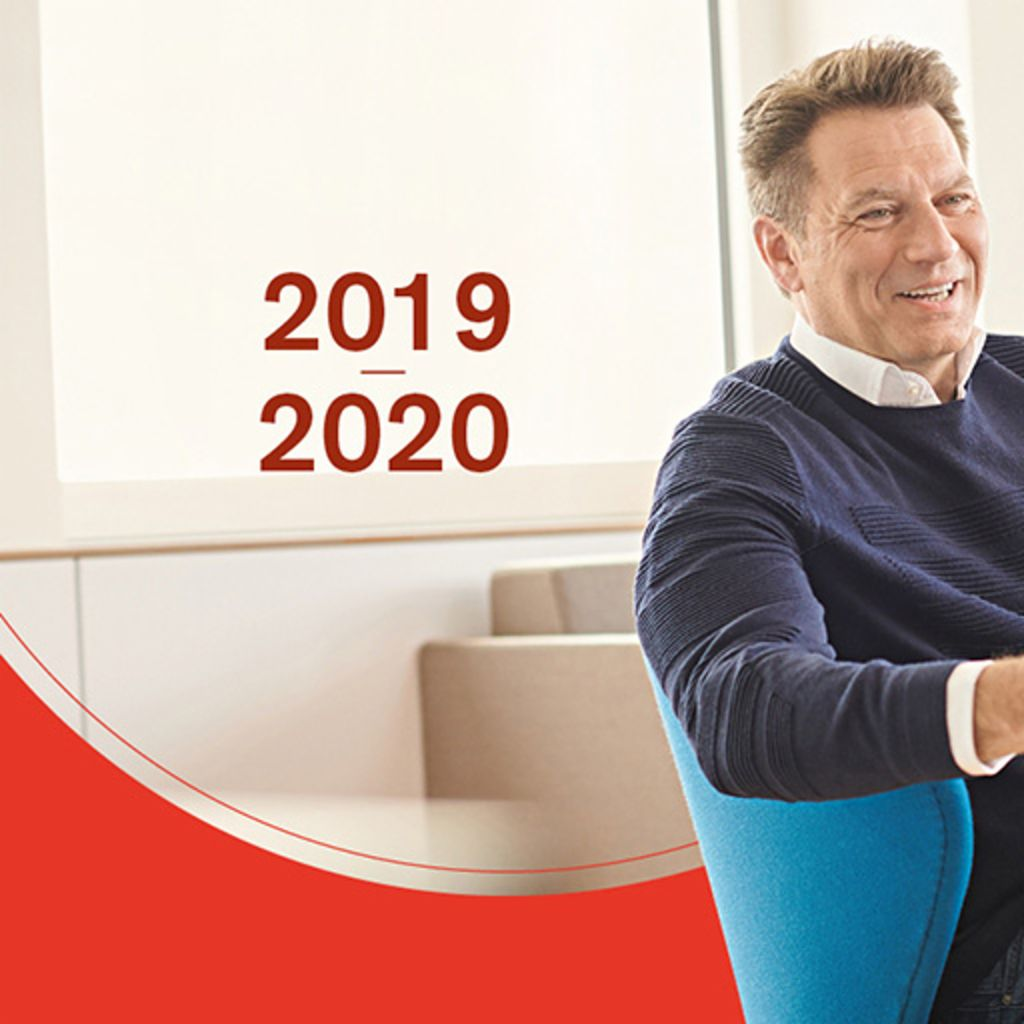 Annual Report 2019/20: Klaus Engberding, CEO of the EOS Group, in an interview