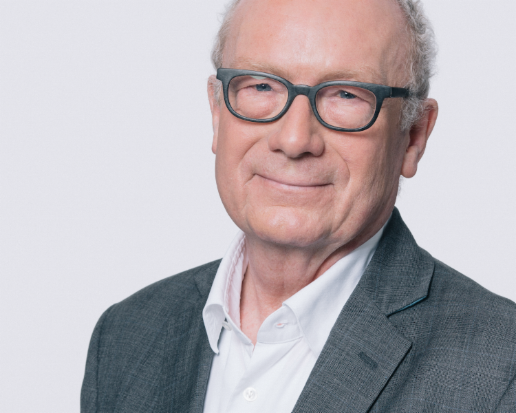 Peter Wippermann ist Trendforscher und Professor in Hamburg